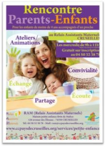 Rencontre parents enfants