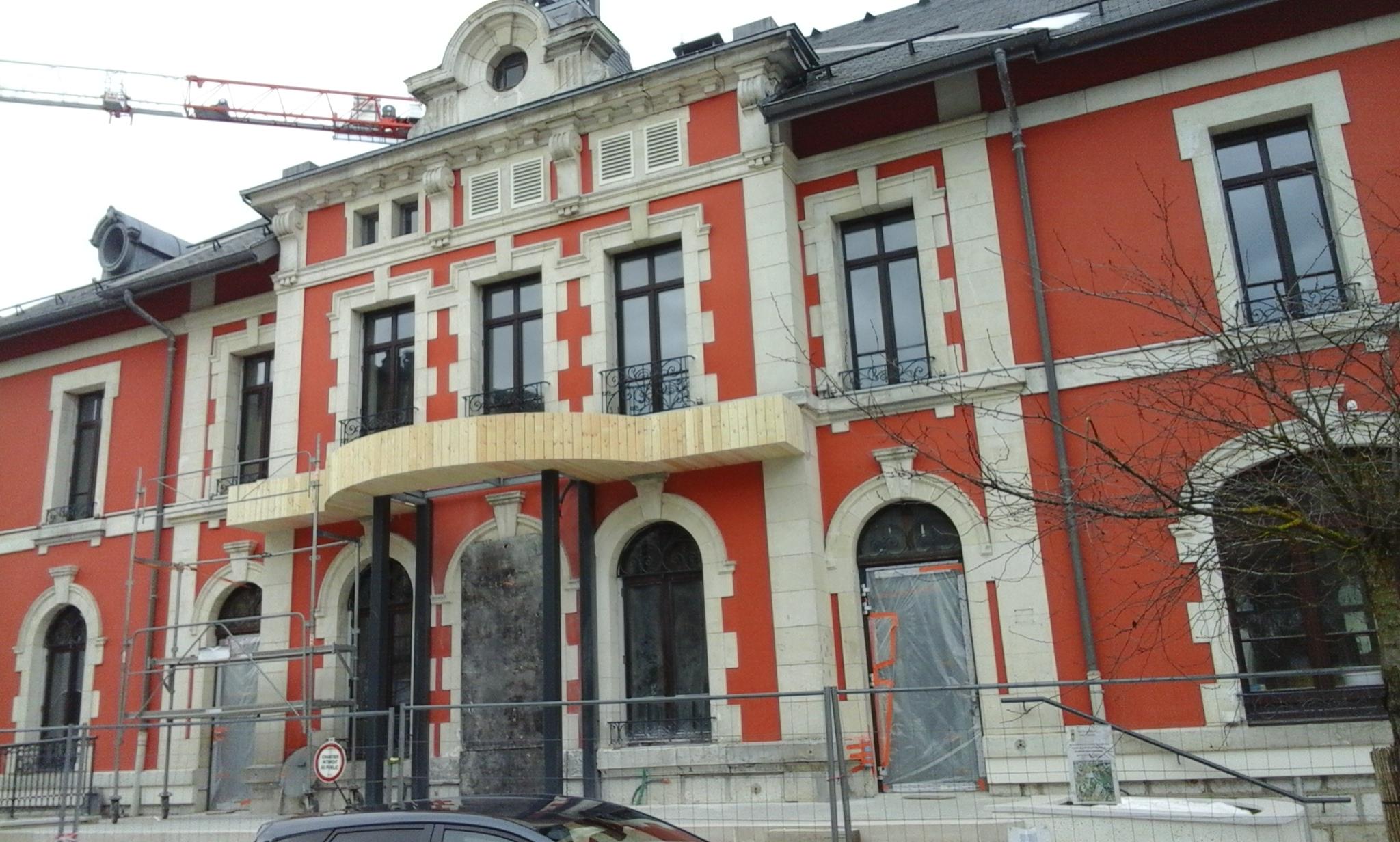 façade mairie