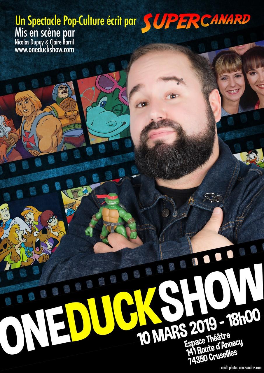 théâtre - one duck show