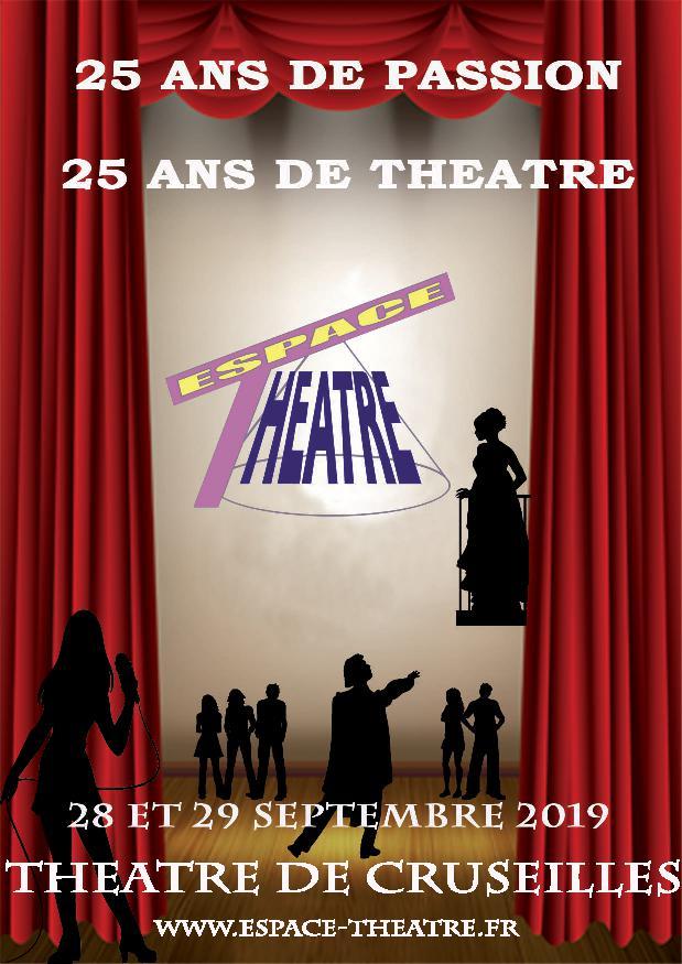 25 ans theâtre