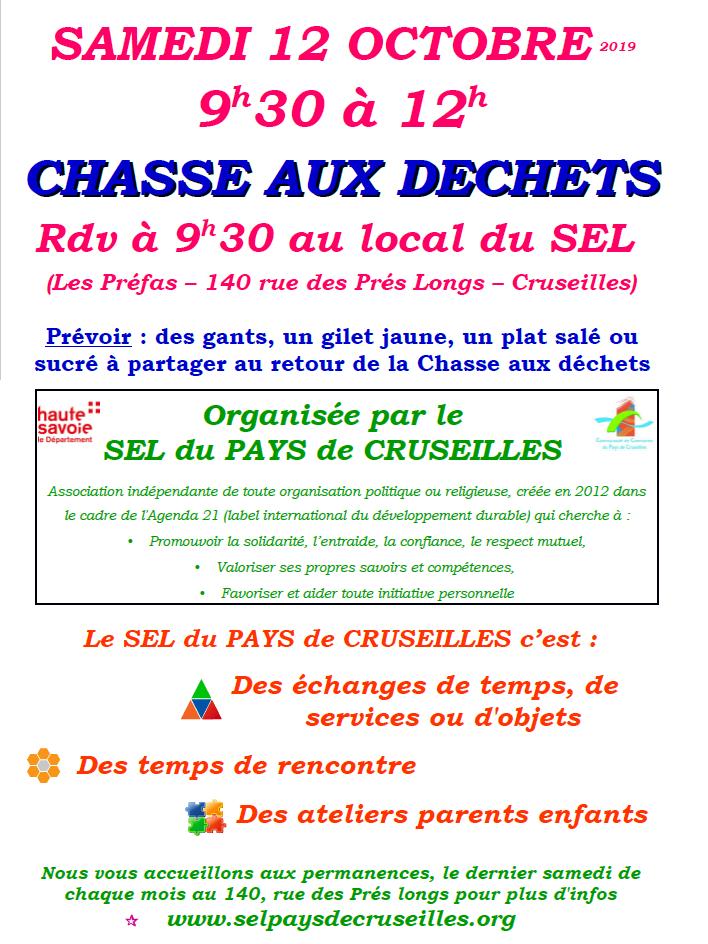 2019.10.12 Flyer Chasse aux Déchets