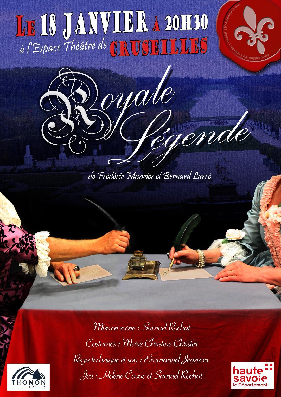 Théâtre - Royale légende