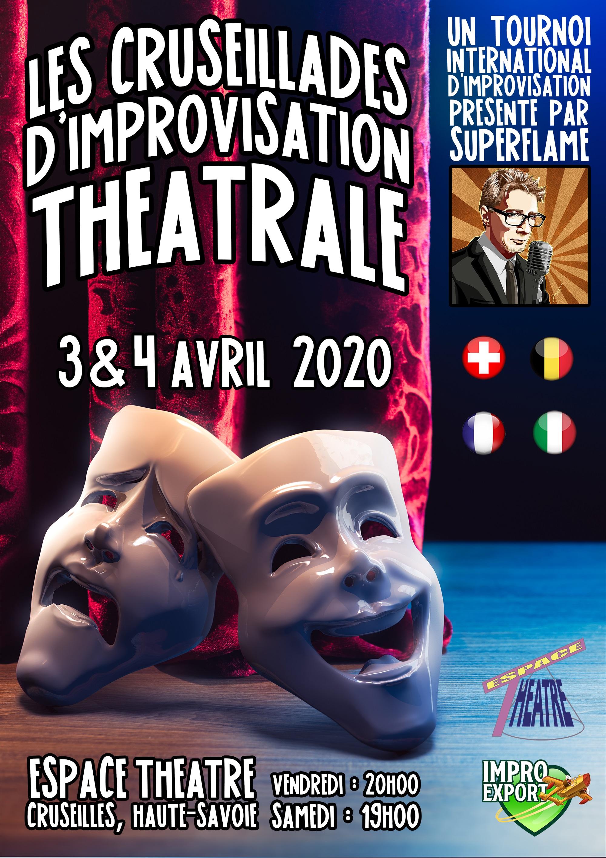Théâtre -Cruseillades
