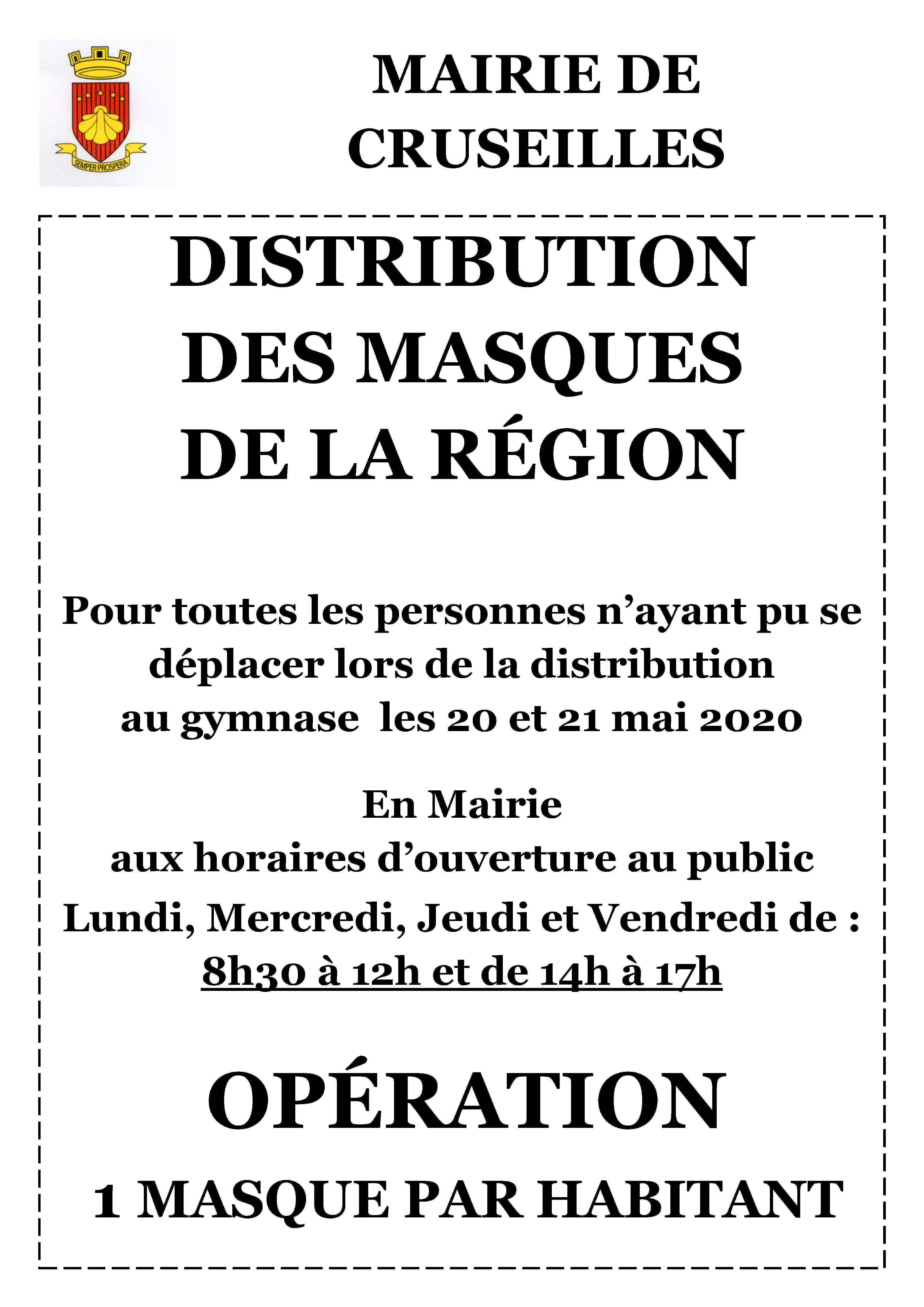 affiche distrib mairie