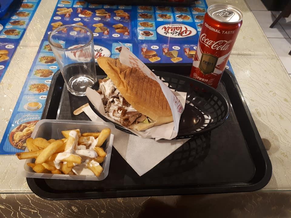 Kebab plaisir