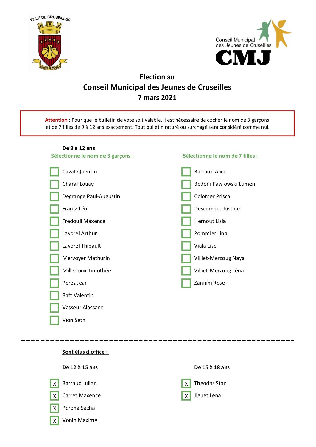CMJ_bulletin de vote