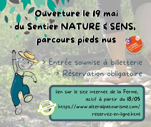 Sentier Nature&Sens